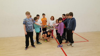 junior squash in chippenham